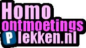 Homo Ontmoetings Plekken!
